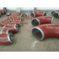 A234wp11 alloy steel pipe fitting elbow