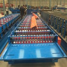 Good quality 100% for Metal Corrugated Roofing Sheets Roll Forming Machine Professional corrugated roll forming machine in stock supply to United States Minor Outlying Islands Manufacturers