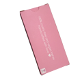 PVC Window Label Foil Stamped Eyelashes Paper Box
