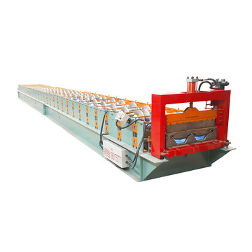 Joint-hidden Metal Roof Sheet Forming Machine