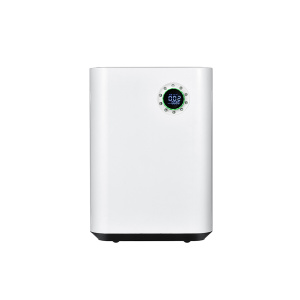 High Efficiency Air Purifier And Laser Smog Detector