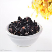 organic black dried goji berry wolfberry