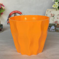 Hot Sale Colorful Plastic Flower Pot Holder