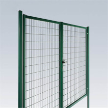 Fencing gate electric lock