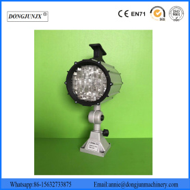 Flexible Long Arm Halogen Working Lamps