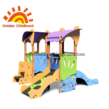 Outdoor Children's Playground Equipment For Sale