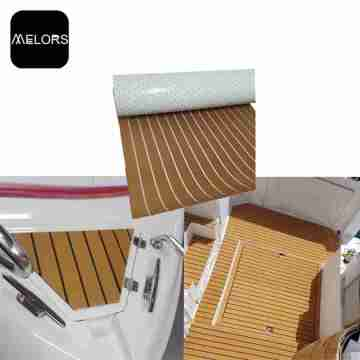 Melors Composite Decking Boat Floor EVA Marine Mats