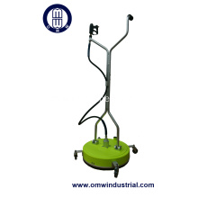 "High Pressure Surface Cleaner 20"" with S.S.Vacuum Inner Layer"