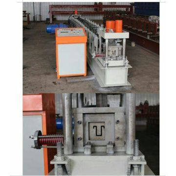 Automatic Omega Roll Forming Machine