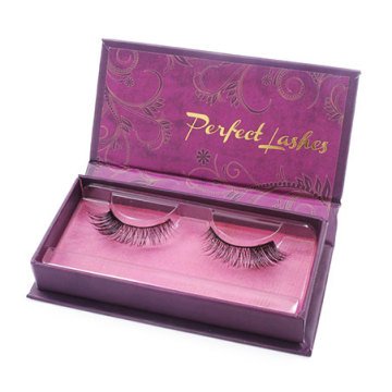 Wholesale Custom Eyelash Magnetic Box with Window