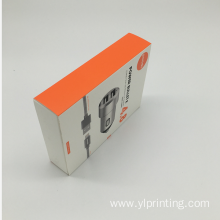 printed recyclable kraft paper corrugated cardboard box