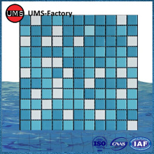 25mm swimming pool tiles color texture