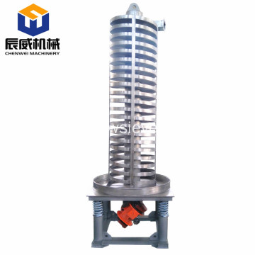 screw elevator conveyor for powder grain