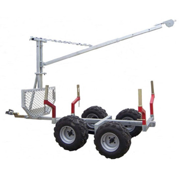 ATV Logging Utility Trailer For UK