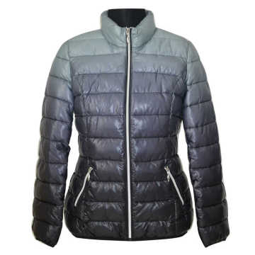 Women light down jacket