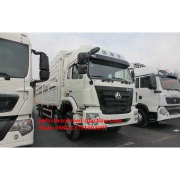 8x4 Heavy Cargo Trucks With 371 HP Engine