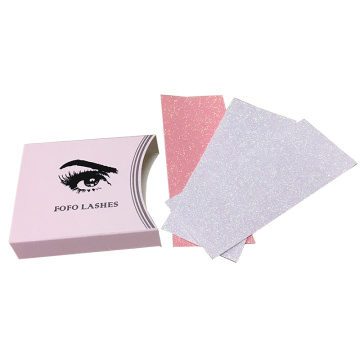 Own Brand Custom False Eyelashes Packaging Box