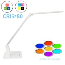 High CRI LED Reading Lamp With USB In White Color For Artist