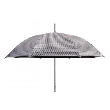Lightweight Chidori Pattern Auto Open Straight Umbrella