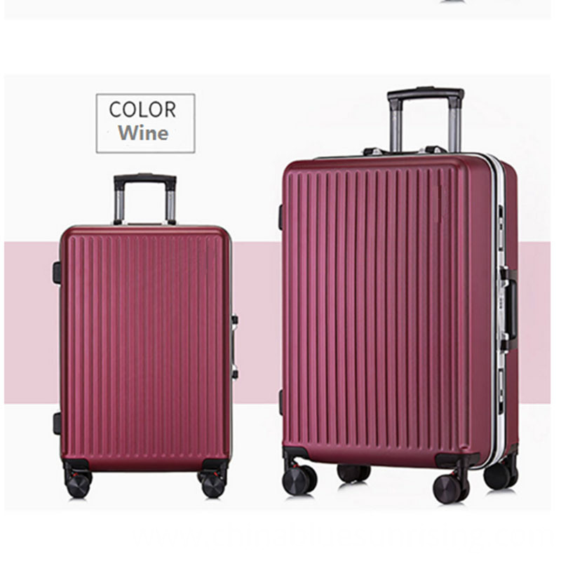 Customized design new fashion bag luggage