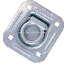 O Ring Tie Down Anchor Plate For UTV Trailer