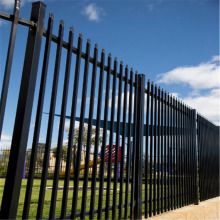 Welded stainless zinc steel fences