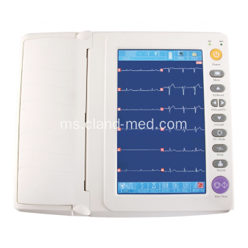 CE Intelligent 12 Channel ECG Electrocardiograph Machine