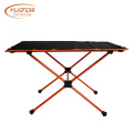 Aluminum Portable Folding Table witth Oxford tabletop