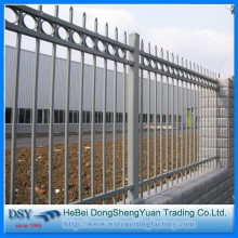 Factory wholesale price for New Style Iron Fence Best Home Garden Wrought Iron Fence supply to Belize Importers