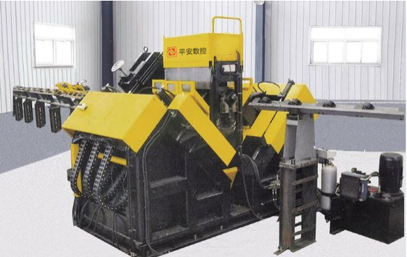 Steel Angle Drill Machines