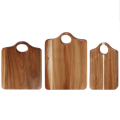 3 pcs of rectangle cutting board set