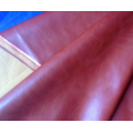 Oil wax PU leather for sporting goods