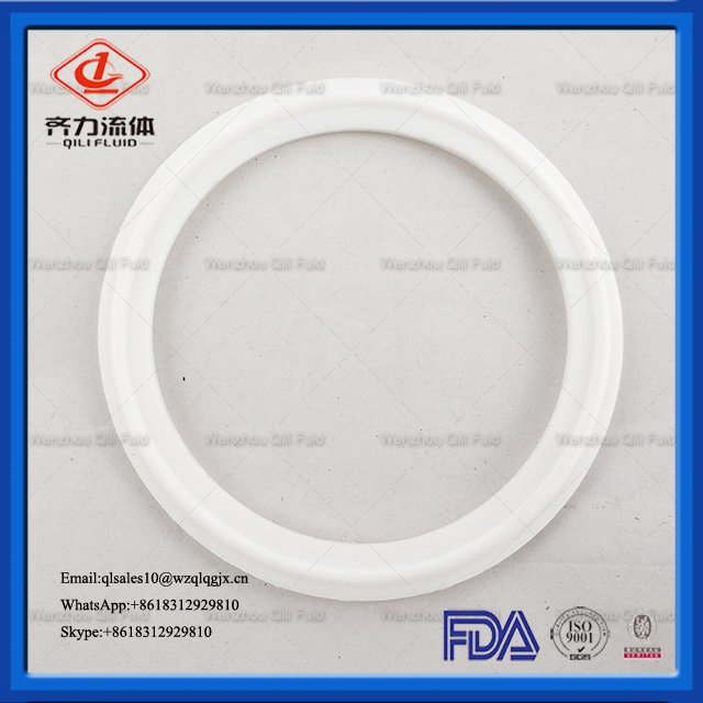 Sanitary Fittings Clamp Ferrule Gasket with Mesh