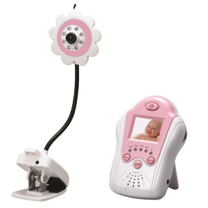 2 Way Audio Nanny Camera Baby Monitor