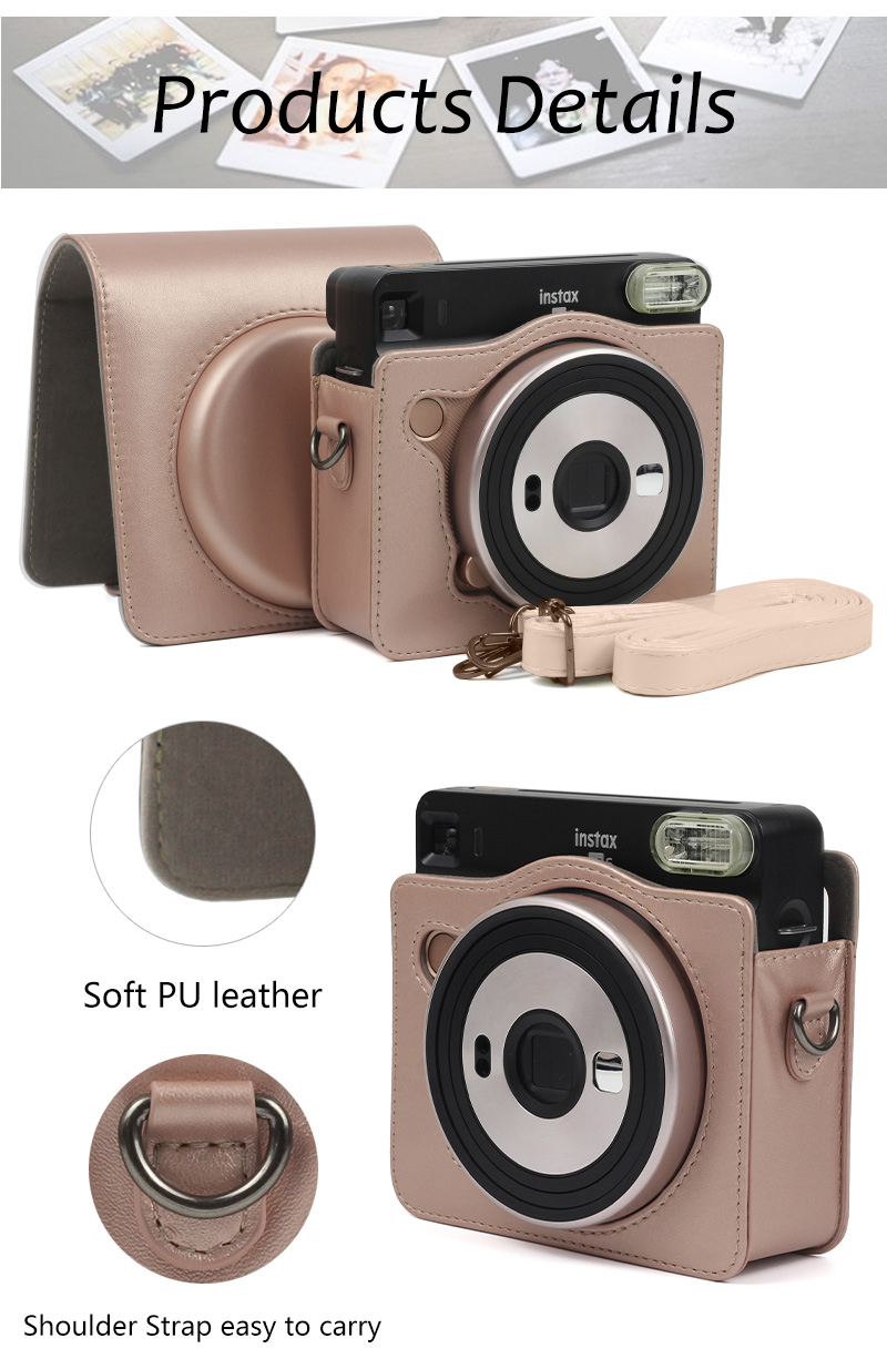 Pearlescent Sq6 Camera Case