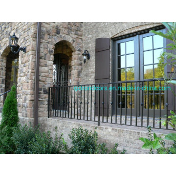 Wrought Iron Balcony Railing
