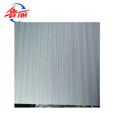 Kitchen cabinet use HPL laminated MDF board