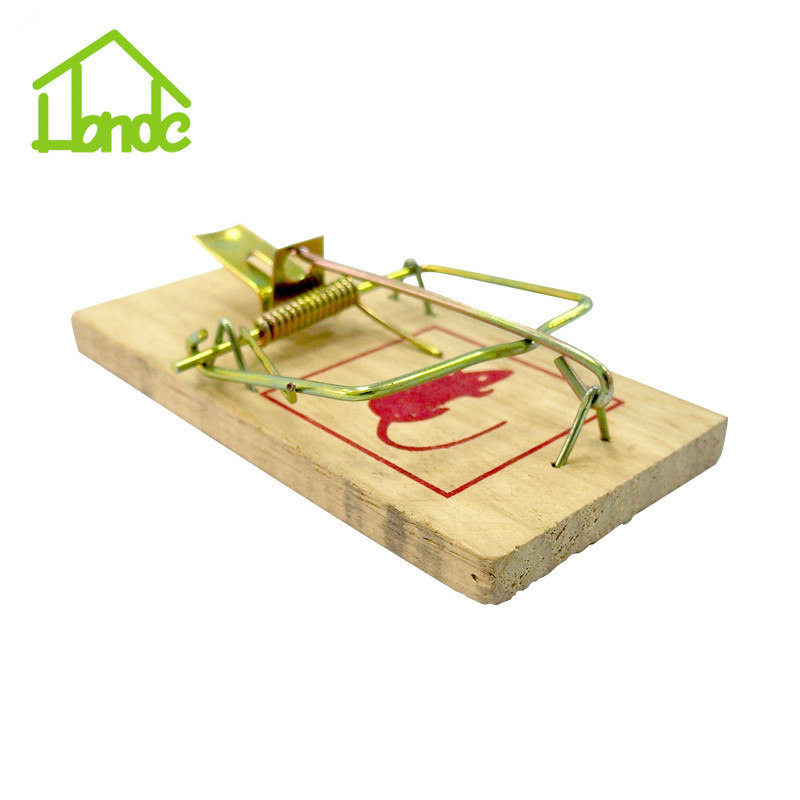 Wooden Rat Snap Traps