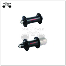 Wheelchair free wheel straight pull alloy hub