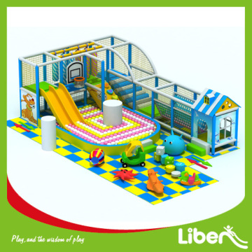 Indoor amusement playground for children infant nursery student