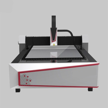 Metal Plate Fiber Laser Cutting Machine for Construction