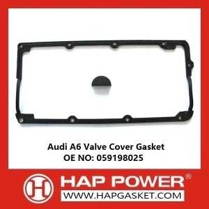 Low price for Valve Cover Gasket Audi A6 valve cover gasket 059198025 supply to Puerto Rico Importers