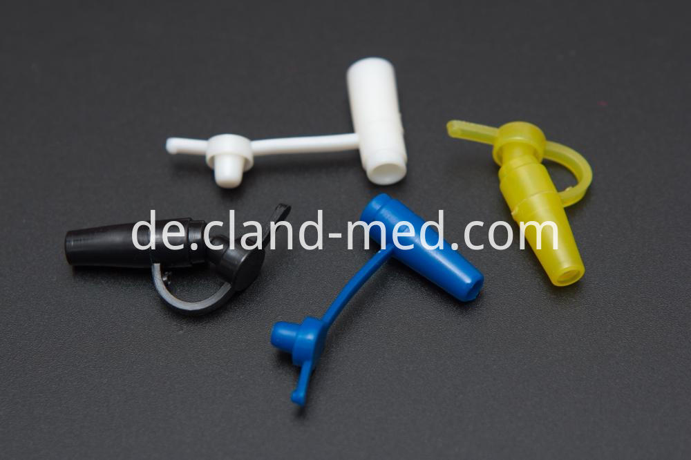 Feeding Tube Connector