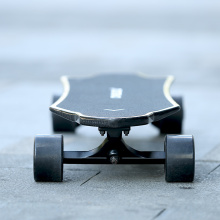 Carbon fiber electric skateboard