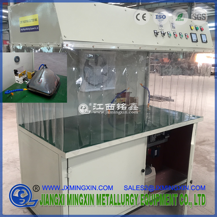 CRT recycling machine