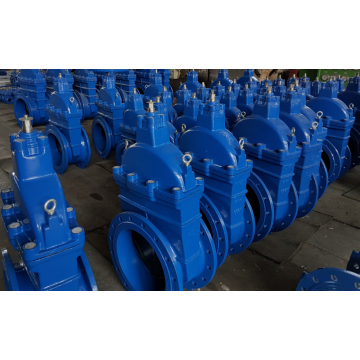 DI Resilient Seated Gate Valves
