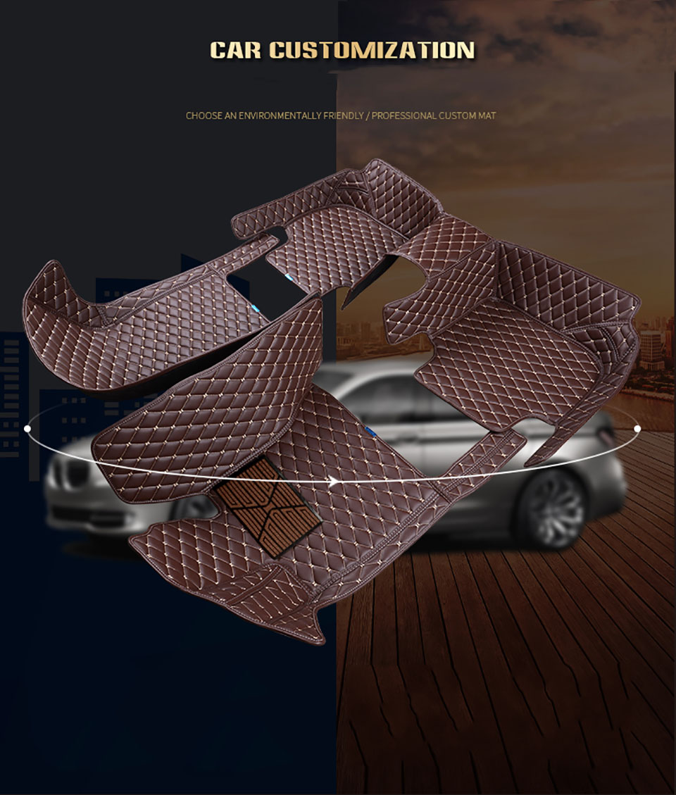 Jaguar Car Floor Mats