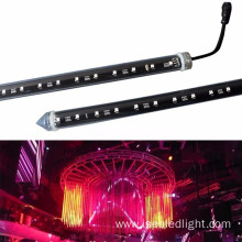 3D DMX led Meteor Lights Decoration LED Tube