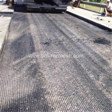 Glass Fiber Grids for Strength Road Bed