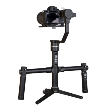 Easy to operate cheap gimbal for mirrorless